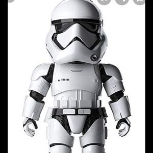 Star Wars First Order Stormtrooper Robot With Comp